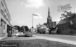 Rushden, Church Parade c.1960