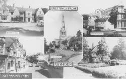 Rushden, Composite c.1965
