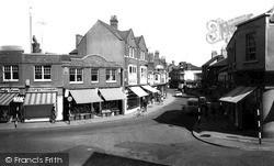 Rushden, High Street c.1960