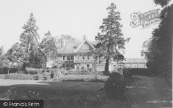 Rushden, Memorial Hospital c.1955