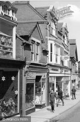 Rushden, Shops, High Street 1966