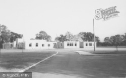 Rushden, South End Junior School c.1965