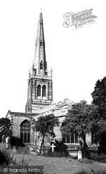 Rushden, St Mary's Church c.1960