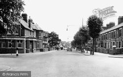 Rushden, Wellingborough Road c.1955