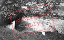 Rushton Spencer, Fishladders, Dane Valley c.1955