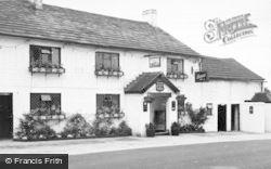 Rushton Spencer, Fox Inn c.1955