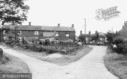 Rushton Spencer, Heaton Village c.1955