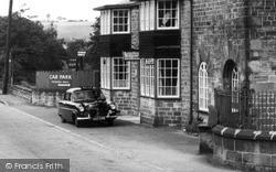 Rushton Spencer, Police Car c.1955