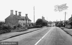 Rushton Spencer, Rushton Marsh c.1955