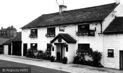 Rushton Spencer, The Fox Inn c.1955