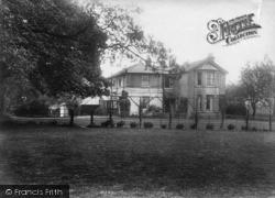Rusper, Old Park 1909