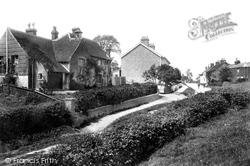 Rusper, School 1909