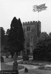 Rusper, St Mary Magdalene's Church c.1955