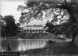 Rusper, The Nunnery 1909