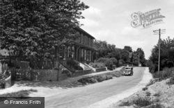 Rusper, The Village c.1955