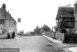 Rusper, Village 1909