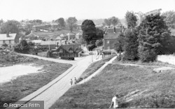 Rusthall, General View c.1955