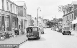Rusthall, High Street c.1955