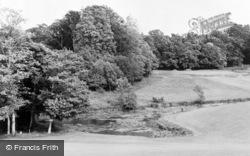 Rusthall, Rusthall Park c.1955