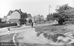 Rusthall, The Common c.1955