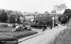 Rusthall, Toad Rock Retreat c.1955