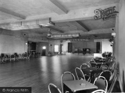 Rustington, Mallon Dene, The Ball Room c.1950