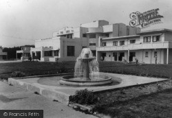 Rustington, The Fountains c.1950