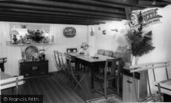 Chain Bridge Tea Gardens, Interior c.1960, Ruswarp