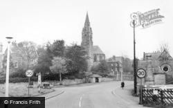 St Bartholomew's Church c.1960, Ruswarp