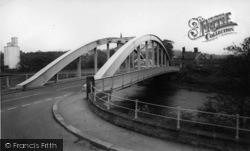 The Bridge c.1960, Ruswarp