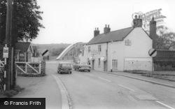 The Bridge Hotel c.1960, Ruswarp