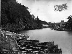 The Dam c.1930, Ruswarp