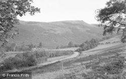 Ruthin, Bwlch Penbarrass 1953