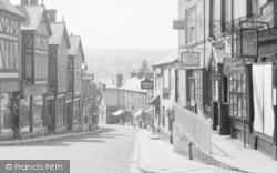 Ruthin, Clwyd Street 1939