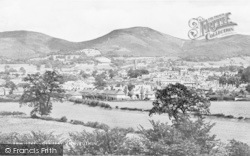 Ruthin, General View c.1955