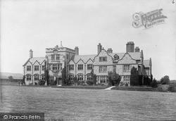 Ruthin, Grammar School c.1900