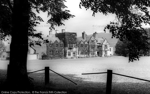 Ruthin, School c1965