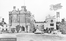 Ruthin, The Castle c.1965