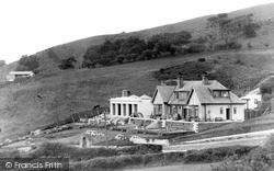 Ruthin, The Clwyd Gate c.1936