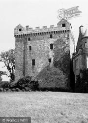 Ruthwell, Comlongon Castle 1951