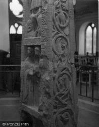 Ruthwell, The Cross 1958