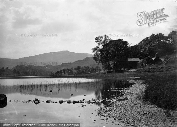 Rydal, Coleridge's House 1886.  (Neg. 18694)  © Copyright The Francis Frith Collection 2008. http://www.francisfrith.com