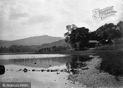 Rydal, Coleridge's House, Rydal Water 1886