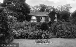 Rydal, Rydal Mount, William Wordsworth's House 1892
