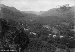 Rydal, Rydal Vale, Fairfield 1892