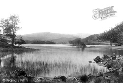 Rydal, Rydal Water 1886