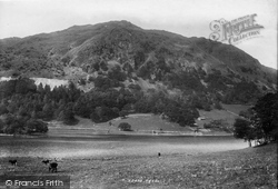 Rydal, Rydal Water 1892