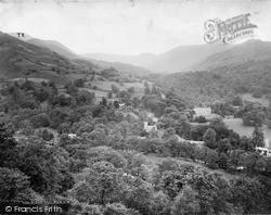 Rydal, Village c.1880
