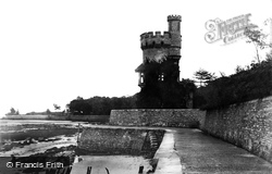 Ryde, Appley Tower 1897