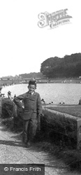 Ryde, By The Lake c.1883